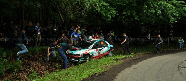 Integra Group Rally – Domaháza Rally3
