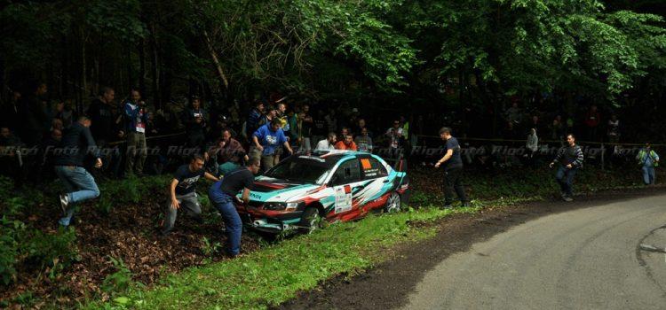 Integra Group Rally – Domaháza Rally3