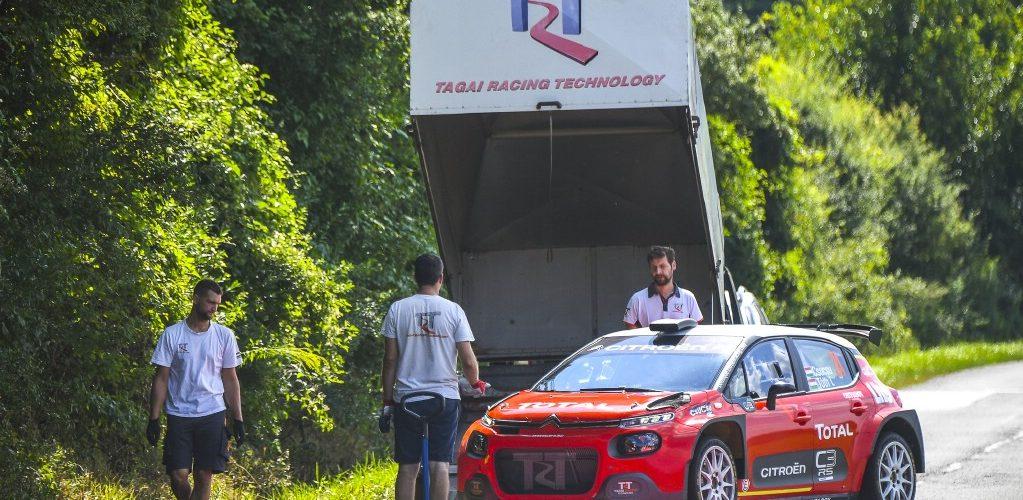 Rallycross győzelem után vissza újra a rallyba!