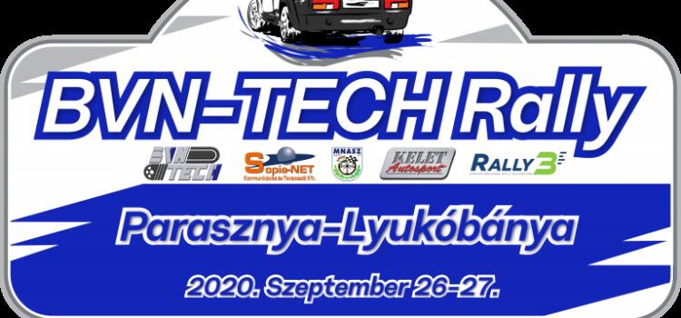 Parasznya-Lyukóbánya Rally3