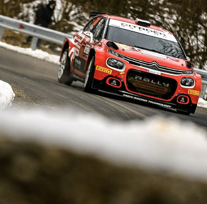 Mads Ostberggel WRC2 programot visz a Tagai Racing Technology