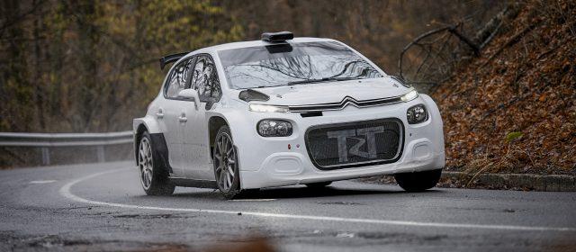 Magyar páros, a Német Lackó – Tóth Imre duó is Citroën C3 Rally2-vel versenyez idén!