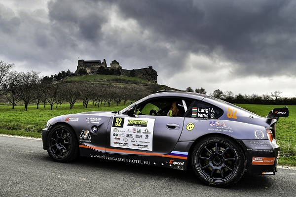 Jó az irány a BMW Z4-gyel