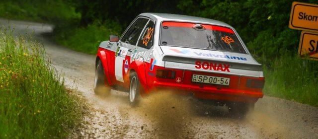 Szoros csatában nyert Wirtmann a Velenje Rallyn