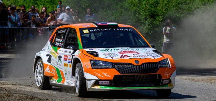 Felvértezve várják a Vértes Rallye-t Velenczeiék