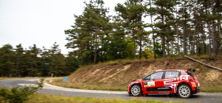 Mads Østbergék dupláztak, másodszor is Citroën győzelem